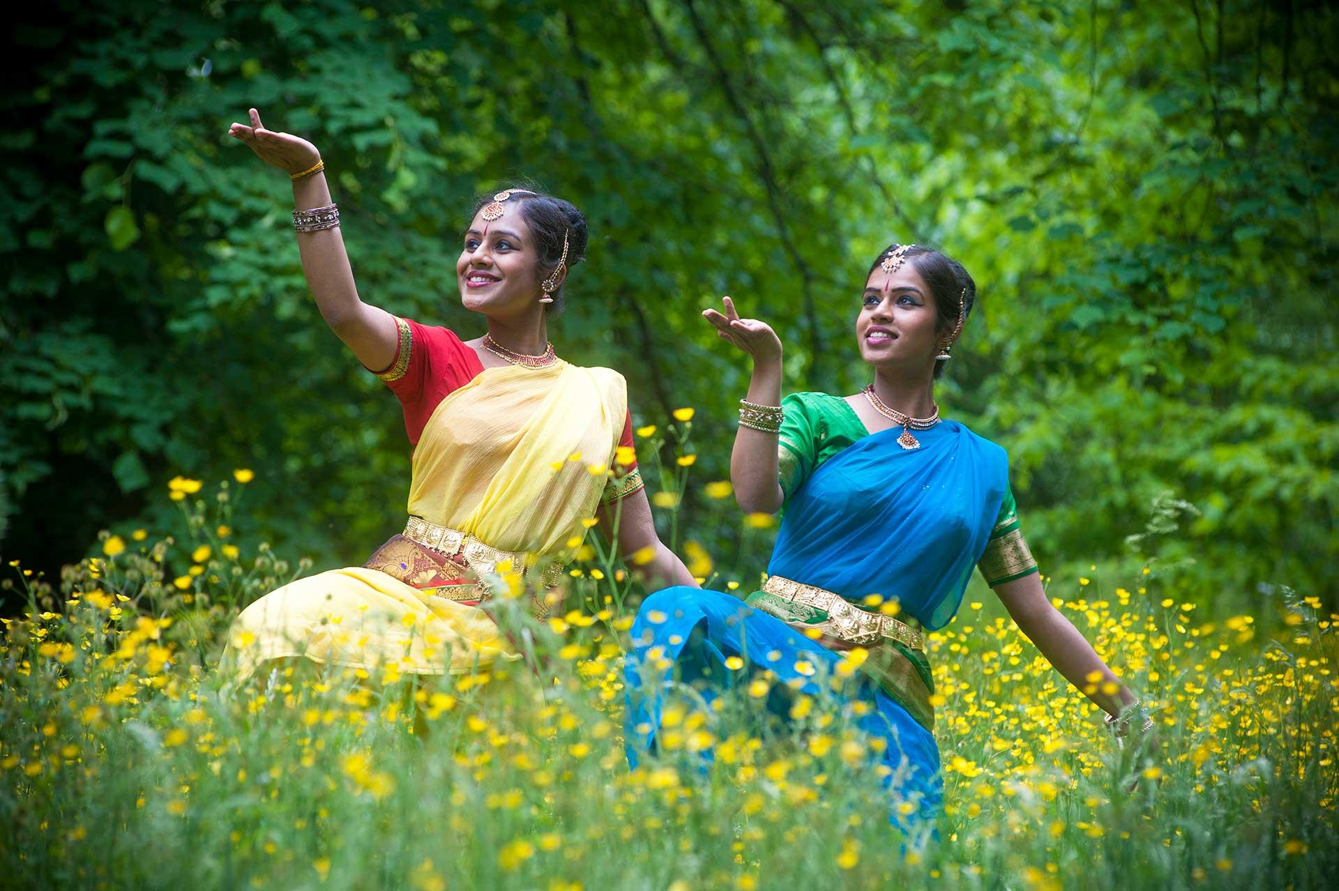 Dance Ihayami in the Botanics