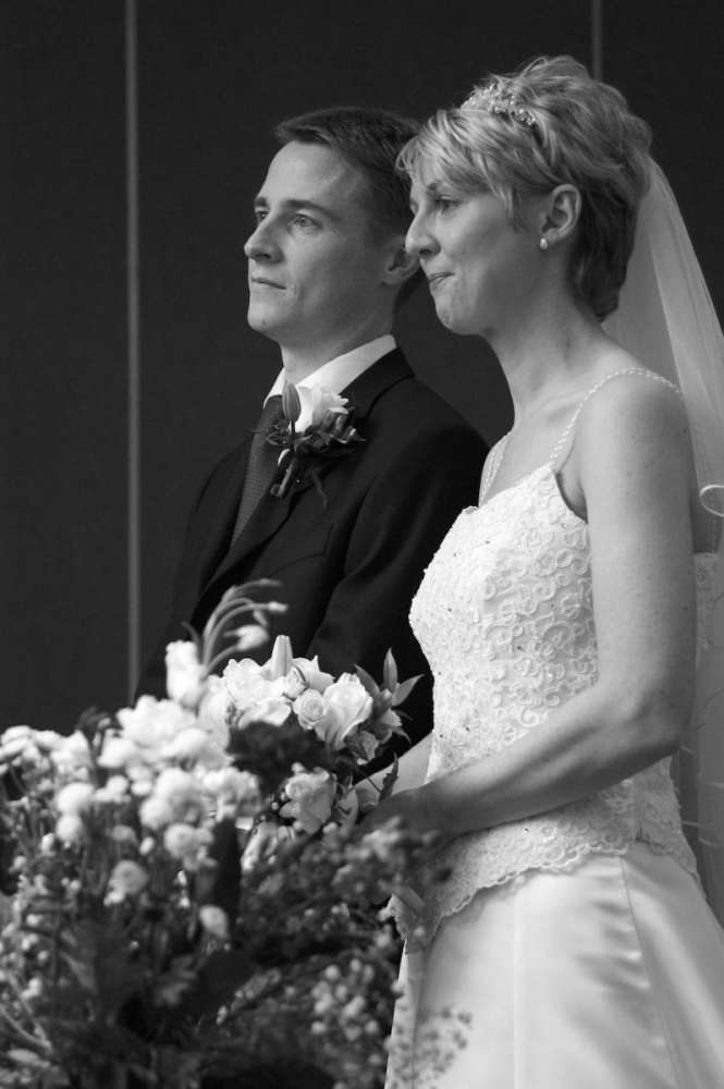 Leeds Wedding - Karen and Mark