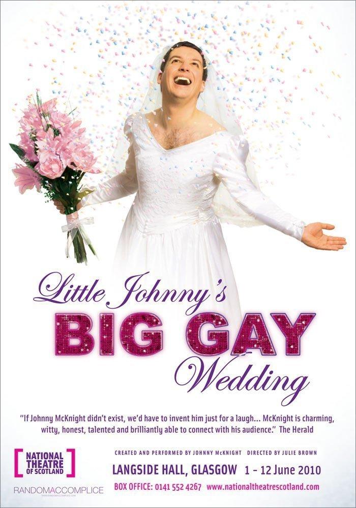 Little Johnny's big gay wedding