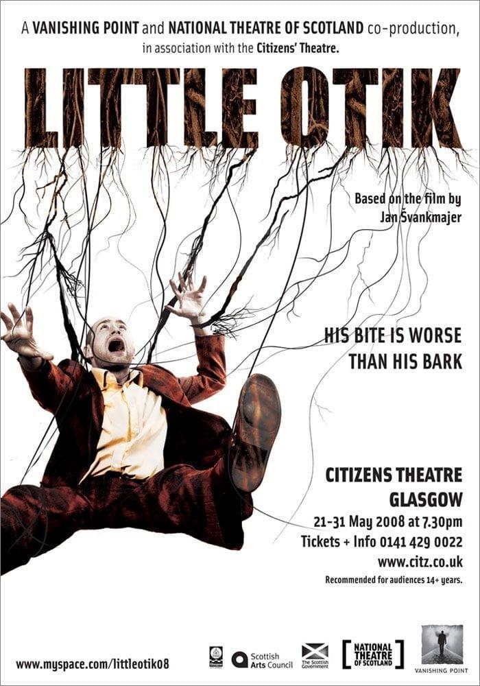 Poster - Little Otik - Vanishing Point