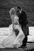 Callander wedding photography
