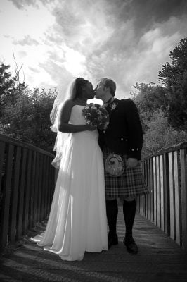 Lanarkshire wedding photography