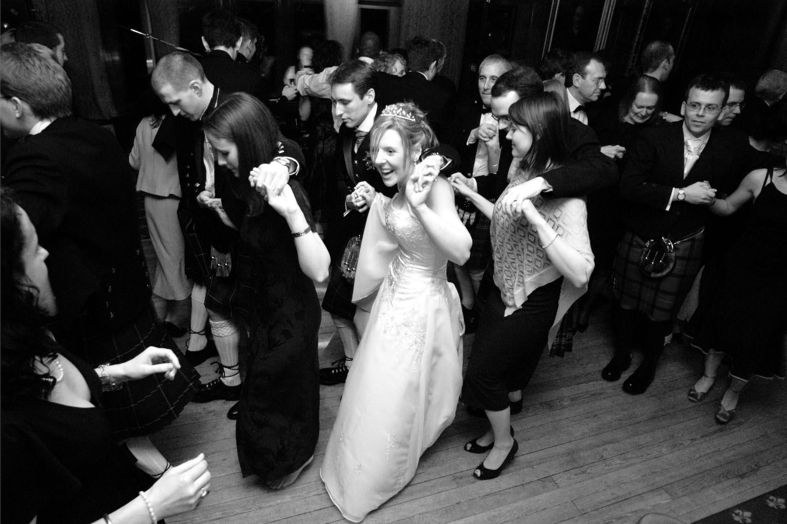 Bunchrew house wedding photography
