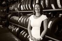 event portrait photography Battlefield National Tyre Company Lezley Dalziel