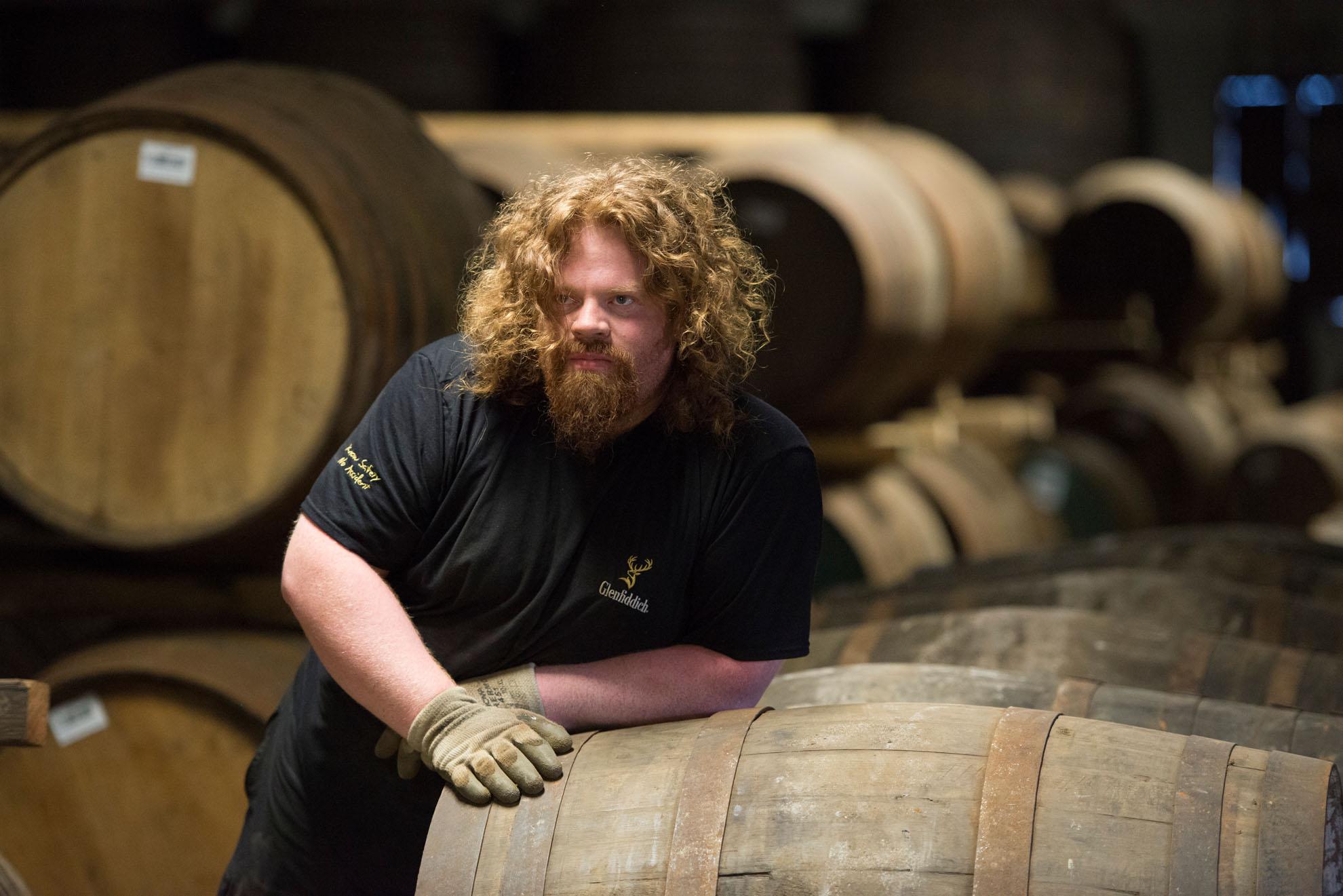 Glenfiddich distillery event photography