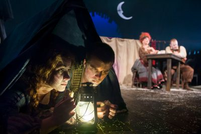 Hansel & Gretel production photos 2016