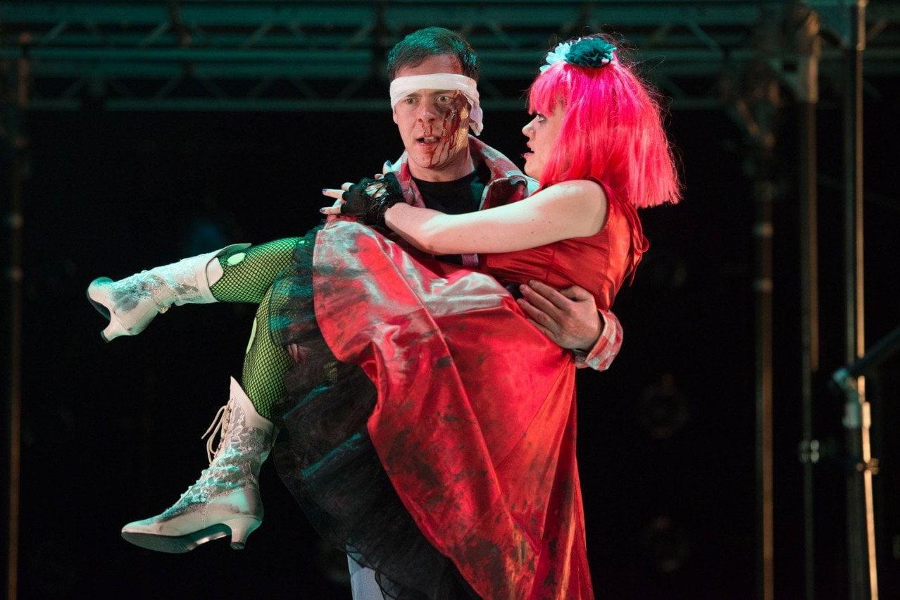 Fever Dream: Southside - Citizens Theatre