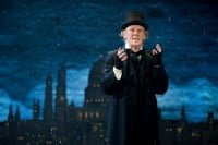 A Christmas Carol - Cliff Burnett as Scrooge