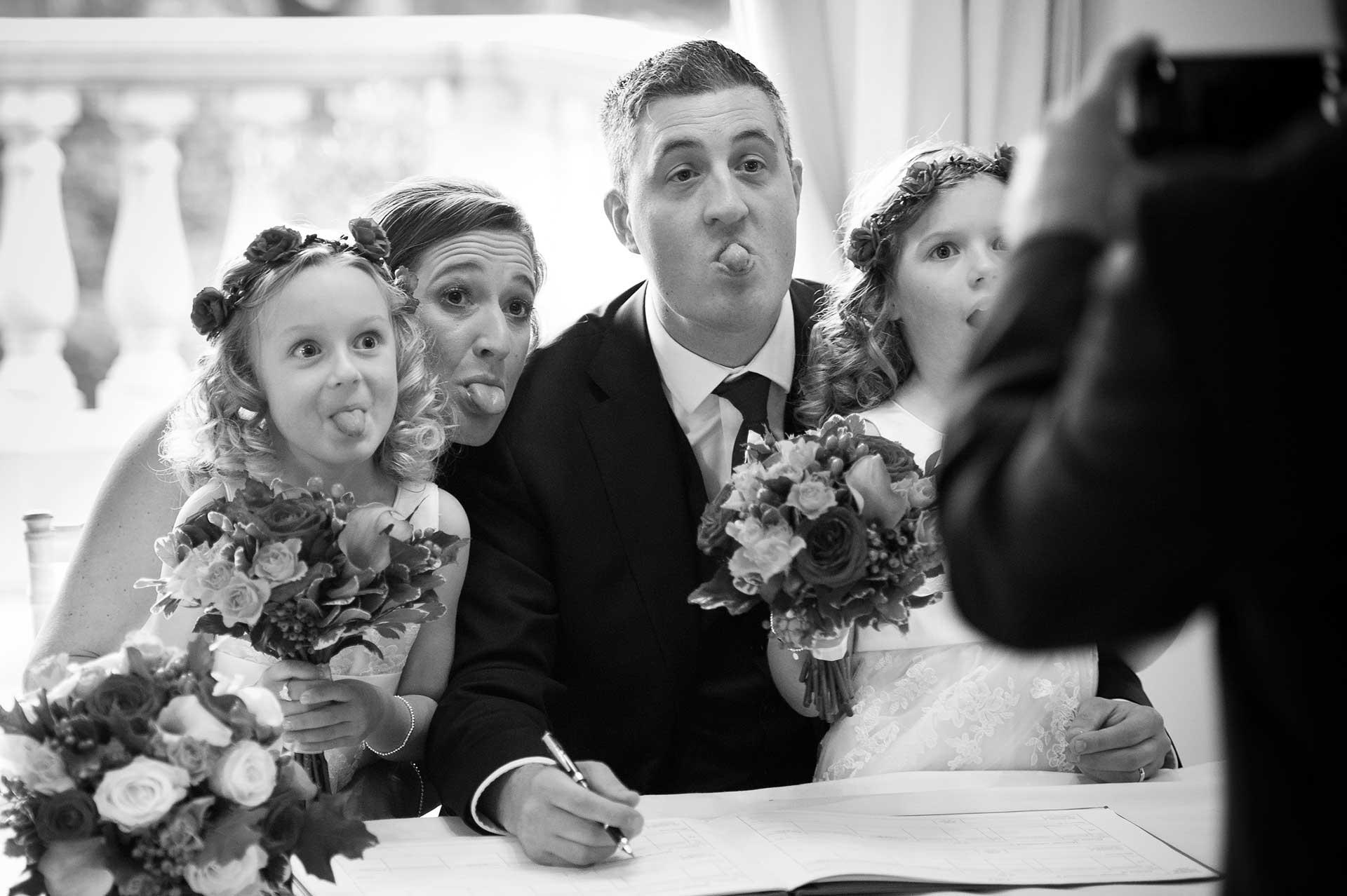 Italian Villa Poole- Wedding Photography