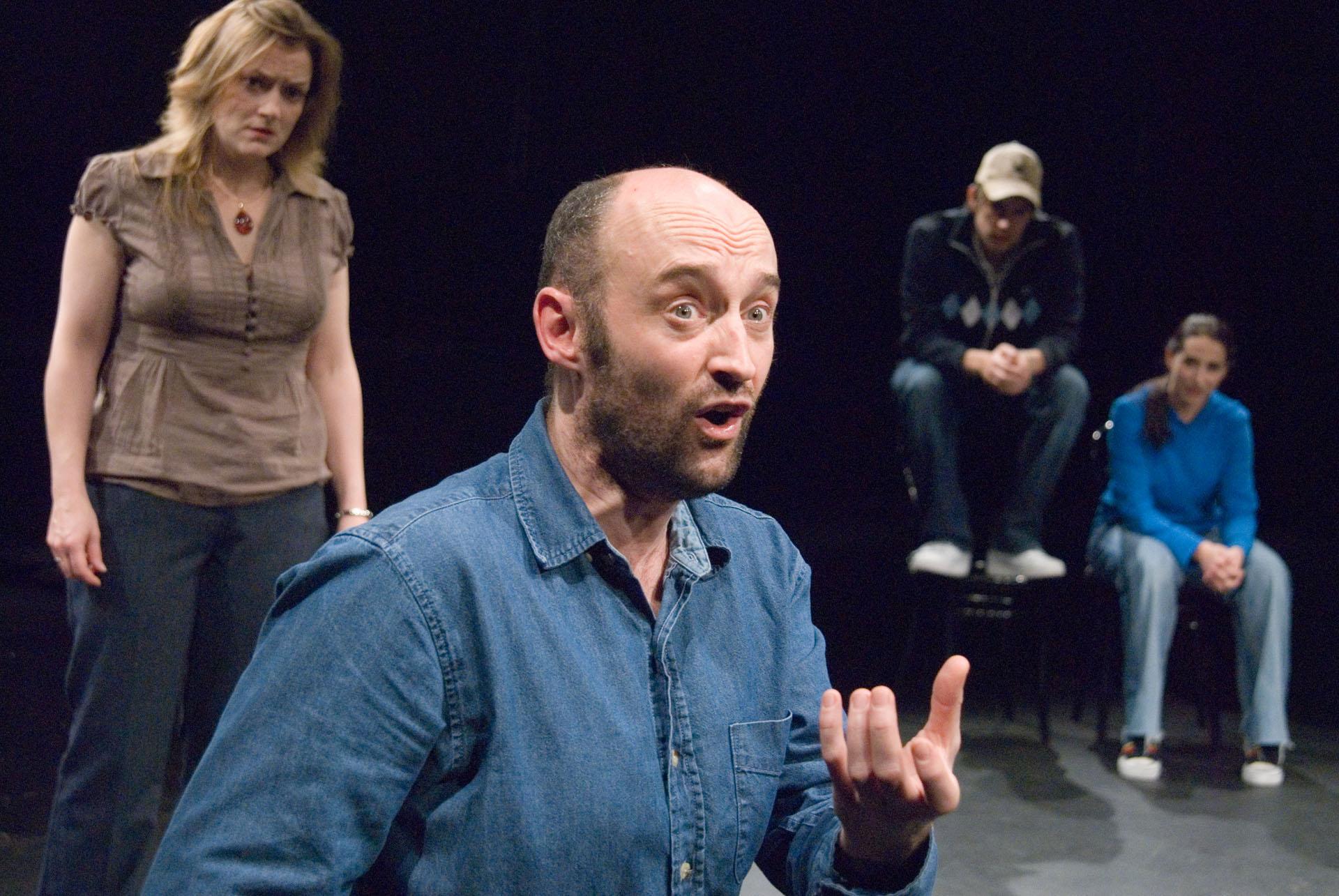 Keith Macpherson & Cast - Yellow Moon